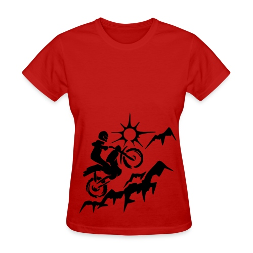 MOTORCYCLE - Women's T-Shirt