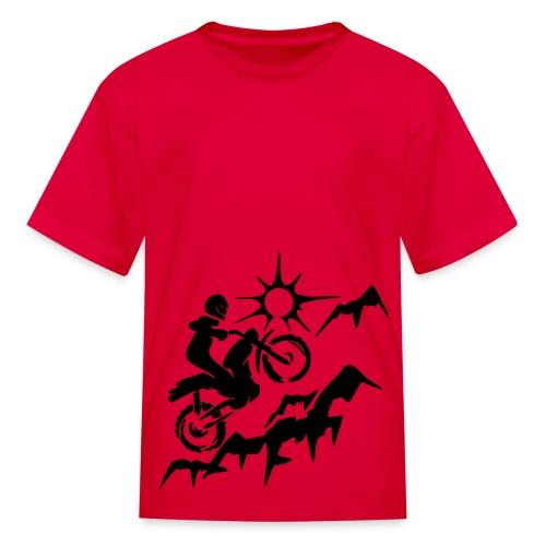 MOTORCYCLE - Kids' T-Shirt