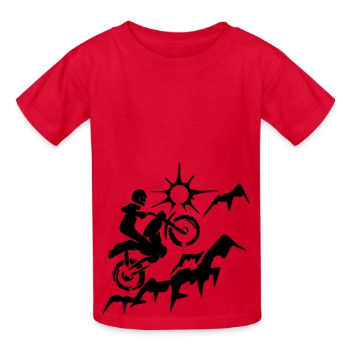 MOTORCYCLE - Kids' T-Shirt
