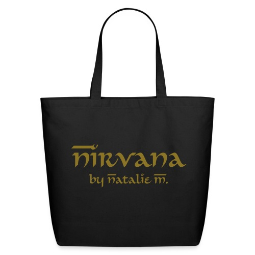 Nirvana by Natalie M. Tote Bag - Eco-Friendly Cotton Tote