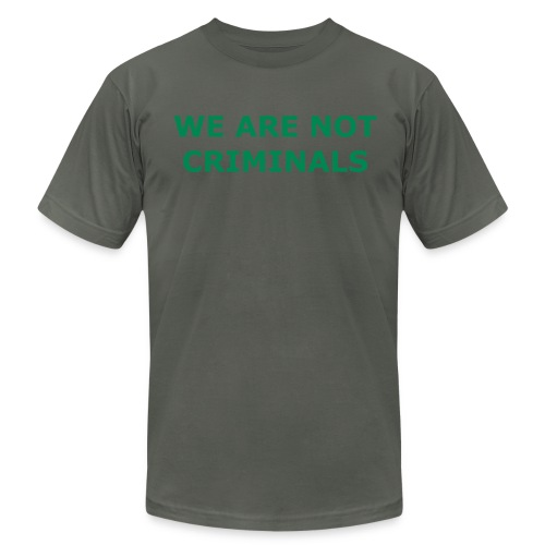 __Not Criminal. - Men's  Jersey T-Shirt