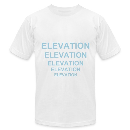 The Rise Above Elevation Tee - Men's Fine Jersey T-Shirt