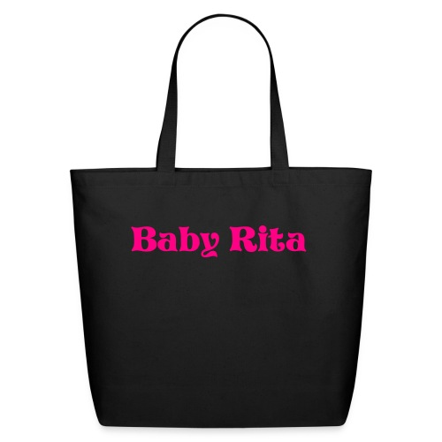 Baby Rita Clothing and Accesories - Eco-Friendly Cotton Tote