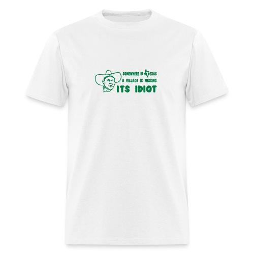 Village Idiot - Men's T-Shirt