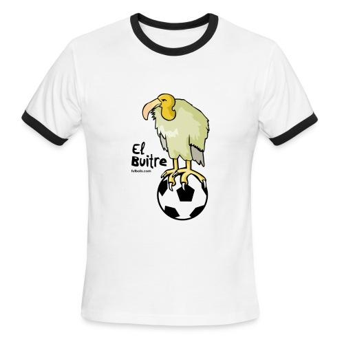 El Buitre - Men's Ringer T-Shirt