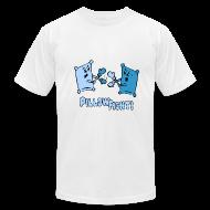 T-Shirts ~ Men's T-Shirt by American Apparel ~ Pillow Fight T-shirt
