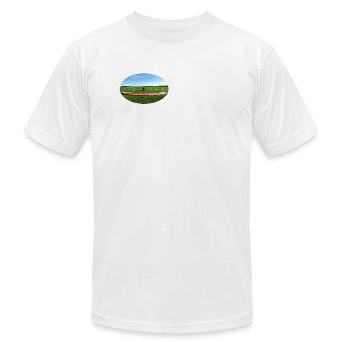 Bruce Shirt 1 - Men's Fine Jersey T-Shirt