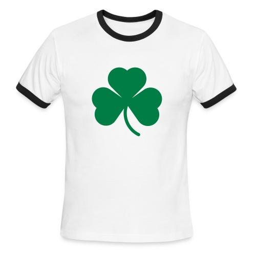 flower - Men's Ringer T-Shirt