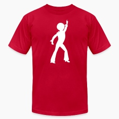 Red disco_stu T-Shirts