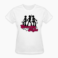 White saturday_night2 Women's T-Shirts