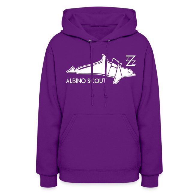 hug a dolphin in this classic girls quality hoodie