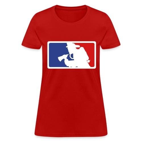 Women's Firefighter SS T-Shirt - Women's T-Shirt
