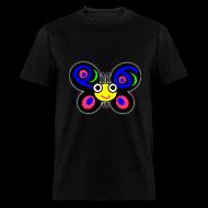 T-Shirts ~ Men's T-Shirt ~ Camelia - Men's dark t-shirt