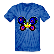 T-Shirts ~ Unisex Tie Dye T-Shirt ~ Camelia - Unisex Tie Dye T-Shirt