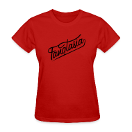 T-Shirts ~ Women's T-Shirt ~ FANGTASIA Women T-SHIRT