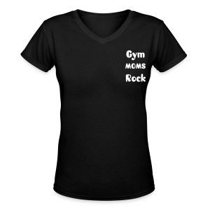 Champion T-shirt - Women's V-Neck T-Shirt