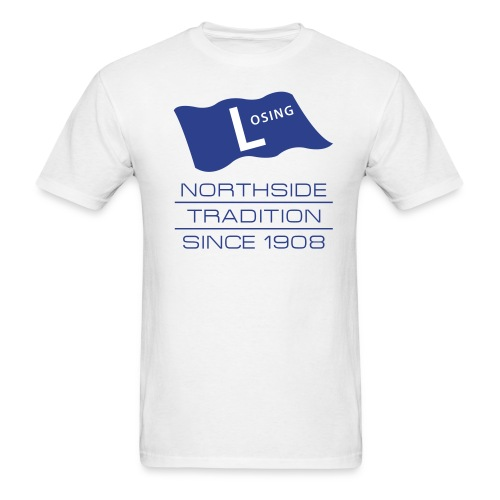 CUBS LOSE CUBS LOSE !!!! - Men's T-Shirt