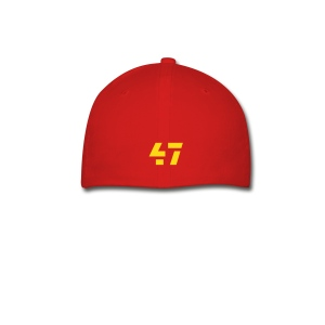 HTTR 47 Hat RED - Baseball Cap