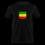 T-Shirts ~ Men's T-Shirt ~ 24 Hour Album '08: Praise Jah! (Sale!)