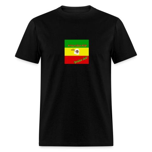 24 Hour Album '08: Praise Jah! (Sale!) - Men's T-Shirt