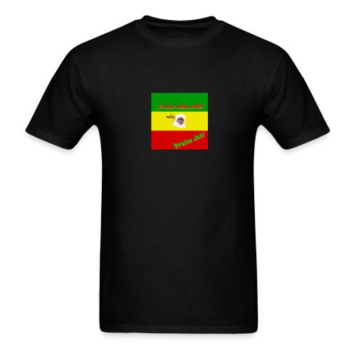 24 Hour Album '08: Praise Jah! (Sale!) - Men's T-Shirt