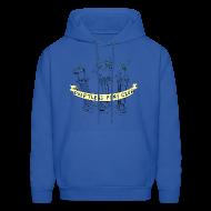Hoodies ~ Men's Hoodie ~ Men's Hooded Sweatshirt