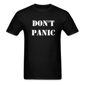 DON'T PANIC T-SHIRT - Men's T-Shirt
