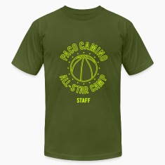 Olive paco camino all star staff T-Shirts