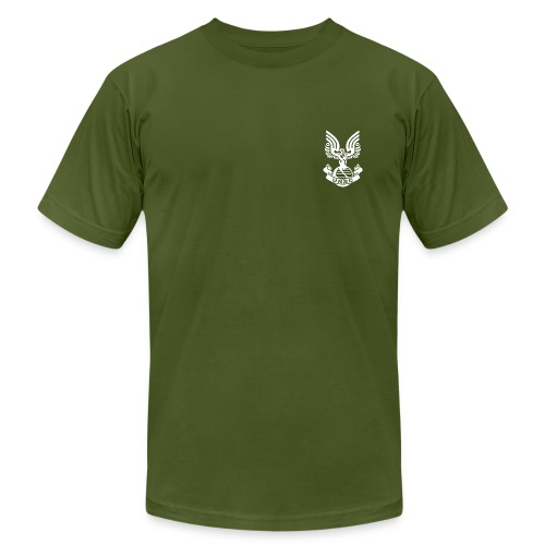 ODST OD GREEN W/ RANK! - Men's  Jersey T-Shirt