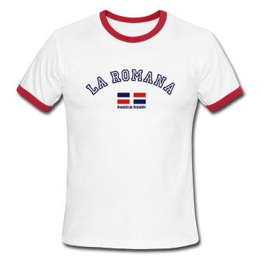 White/red La Romana - DR T-Shirts