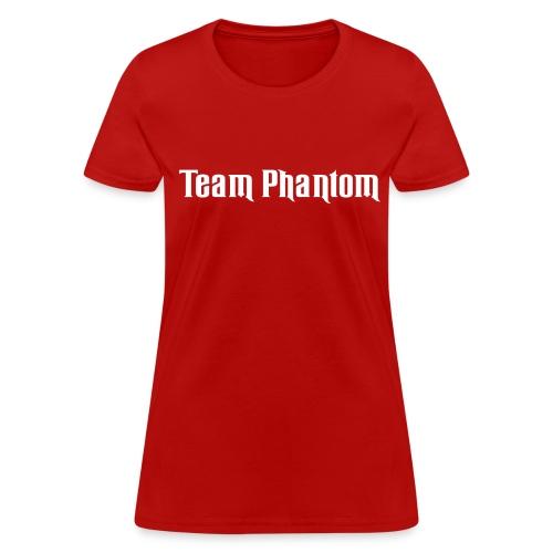 Team Phantom (of the Opera) - Women's T-Shirt