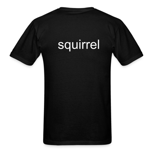 squirrel - Men's T-Shirt