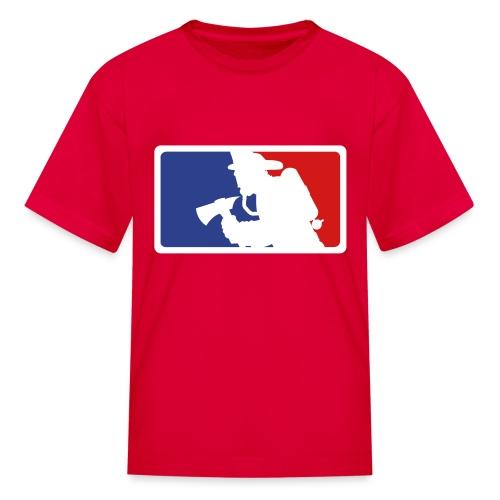 Children's Firefighter SS T-shirt - Kids' T-Shirt