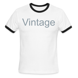 Vintage - Men's Ringer T-Shirt