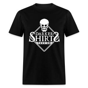 Skull T-Shirt Darker Shirts - Men's T-Shirt