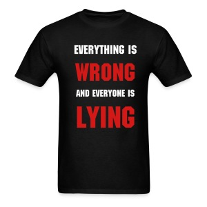 Everything and everyone - Men's T-Shirt