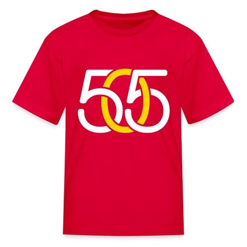 Kids, 505 White & Yellow Link - Kids' T-Shirt