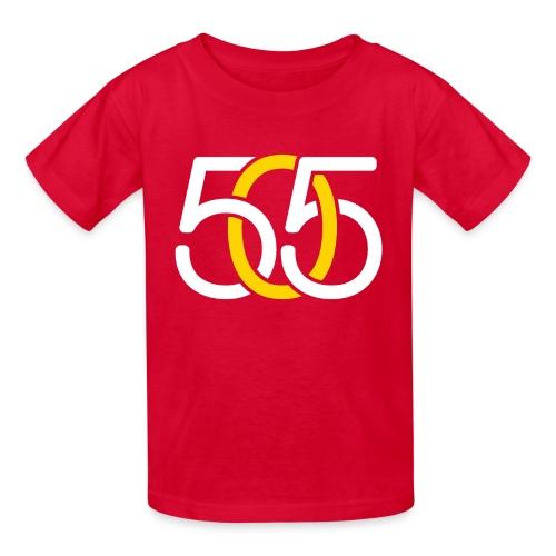 Kids, 505 White & Yellow Link - Kids' T-Shirt