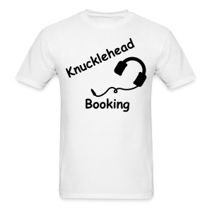 Knucklehead Old School Headphones Tee - Men's T-Shirt