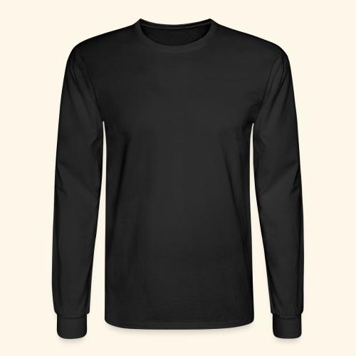 Plain Choose Your color - Men's Long Sleeve T-Shirt