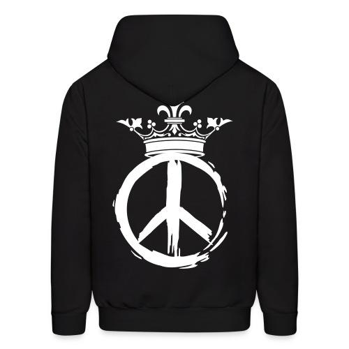 Peace hoody - Men's Hoodie