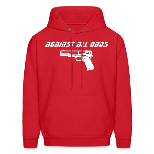 AAO Sweatshirt Red - Men's Hoodie