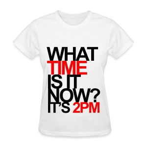 [2PM] What time is it Now? - Women's T-Shirt