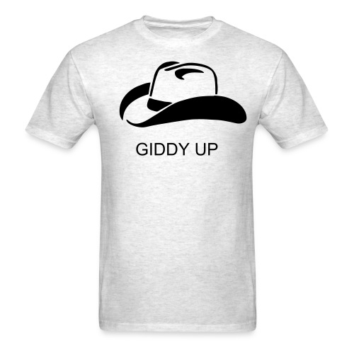 Giddy UP - Men's T-Shirt