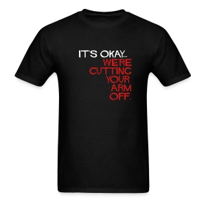 Men's reg. Cutting... 1 sided. - Men's T-Shirt