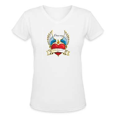 White Aviation Boatswain's Mate Women's T-Shirts