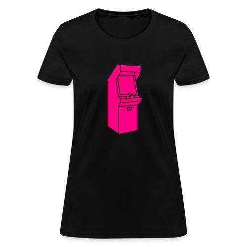 Arcade shirt - Women's T-Shirt