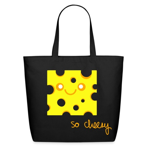 Cheesy - Eco-Friendly Cotton Tote