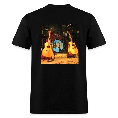 JeNDeR Tee (Pic on Back) - Men's T-Shirt