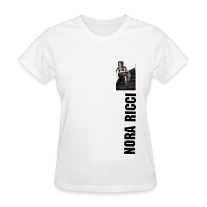 Nora Ricci on the Side - Women's T-Shirt